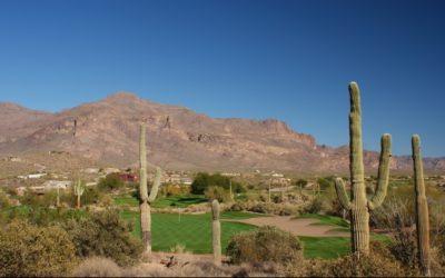 Gold Canyon Arizona Golf