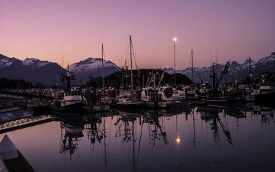 Valdez Alaska Harbor