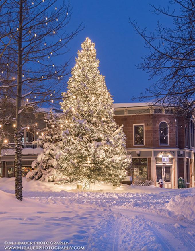 breckenridge christmas tree - Breckenridge Christmas